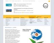 Website W. Bälz & Sohn