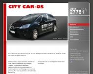 Bild City Car