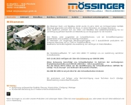 Bild Mössinger Stahl-Metallbau GmbH