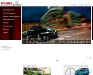 Bild Webseite Autohaus Purtzki Köln