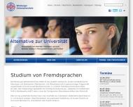 Bild Würzburger Dolmetscherschulen