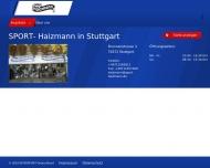 Bild Sport-Haizmann, Werner Haizmann