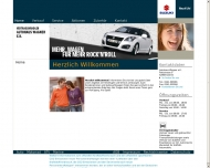 Website Autohaus Wagner