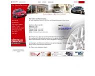 Website Autohaus Iberia