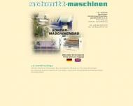 Bild L.R. Schmitt Nachfolger Sondermaschinenbauges.m.b.H