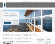 Bild Klaas Günter Fensterbau GmbH