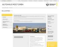Bild Autohaus Most GmbH