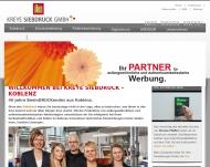 Bild Kreye Siebdruck GmbH