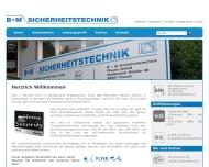 Bild B + M Sicherheitstechnik Plauen GmbH