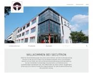 Bild Secutron GmbH Gesellschaft für Sicherheitssysteme