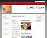 Bild Webseite Limbach - Secur Sicherheitsservice Meckenheim
