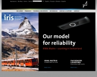 Welcome iris-GmbH