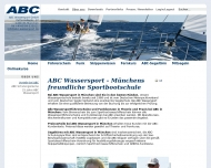 Website A B C Wassersport