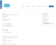 Bild aquabonn Schwimmbadbau und Wellnessanlagen GmbH