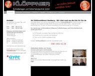 Bild Klöppner Schließanlagen und Sicherheitstechnik GmbH