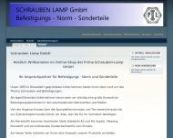 Bild Schrauben Lamp GmbH
