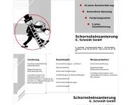 Bild Schornsteinsanierung Georg Schmidt GmbH