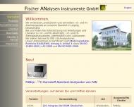 Bild Fischer Analysen Instrumente GmbH - FAN