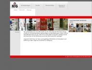 Website Schlüsseldienst am Zoo NIG