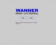 Bild Max Wanner Stahlbau GmbH