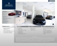 Bild Webseite Autohaus Ulrich Gesellschaft Frankfurt