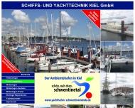 Bild Schiffs- Yachttechnik Kiel GmbH Wassersport-Fachmarkt
