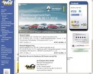 Renault Autohaus Weil GmbH, Friedrichsdorf im Taunus
