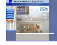 Staudacher Elektrische Anlagen GmbH - Ihr Partner im Bereich der Elektrotechnik und des Ingenieurwes...