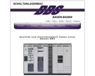 Bild BBS Schaltanlagenbau Baden-Baden GmbH