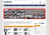 Kunzmann Mercedes-Benz, VW, smart Werkstatt, Verkauf mehr