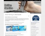 Website AUTO-GERING