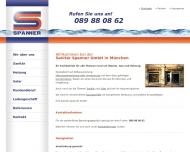 Sanit?r Spanner GmbH in 81241 M?nchen Heizung, Solar und Sanierung