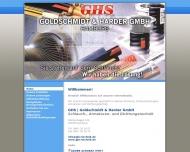 Bild Goldschmidt & Harder GmbH Armaturen- und Dichtungstechnik
