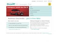 Website Gescheidle Christoph