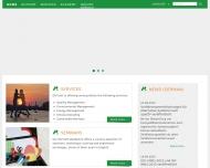 Bild Webseite GUT Certifizierungsgesellschaft für Managementsysteme Berlin