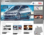 Website Auto - Schütz
