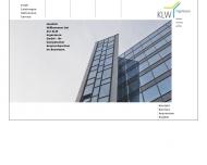 Bild Webseite KLW Ingenieure Berlin