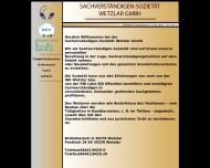 Bild Sachverständigen-Sozietät Wetzlar GmbH