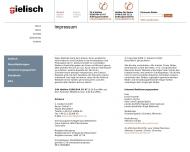 Website C. Gielisch Gesellschaft