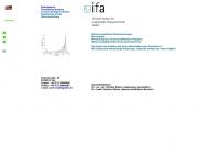Bild IFA Privates Institut für angewandte Analysentechnik GmbH
