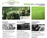 Website Autowerkstatt Niedernhausen Mitte