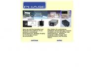 Bild Phase Ges. für Phorese Analytik und Separation mbH