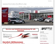 Website Auto Gottron R. Peter