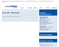 Website junited AUTOGLAS Gilles & Becht