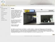 Bild Webseite Opel Autohaus Bucher Frankfurt