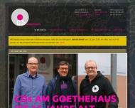 Bild CD's am Goethehaus CD-Handel