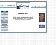 Bild Nietzer GmbH elektr.Rolltor u. Rollgitter