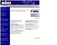 Bild Webseite Georg März München