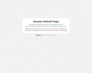 Froxlor Domain Default Page