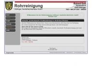 Bild Rohrreinigung Göttinger Sanitärfachbetriebe GmbH